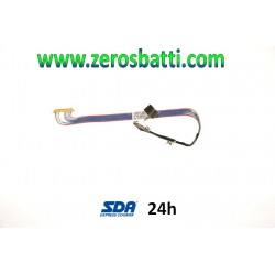 FLAT CABLE DISPLAY NOTEBOOK 6-43-M8151-010  CLEVO M815L FLAT 86