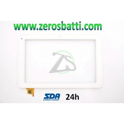 TOUCH PANEL MEDIACOM 102 S2 BIANCO