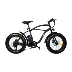 "EBIKE FATBIKE E-BIKE PEDALATA ASSISTITA 20"" VIVO SHIMANO FRENI A DISCO"